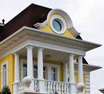 Разработка дизайна фасадов